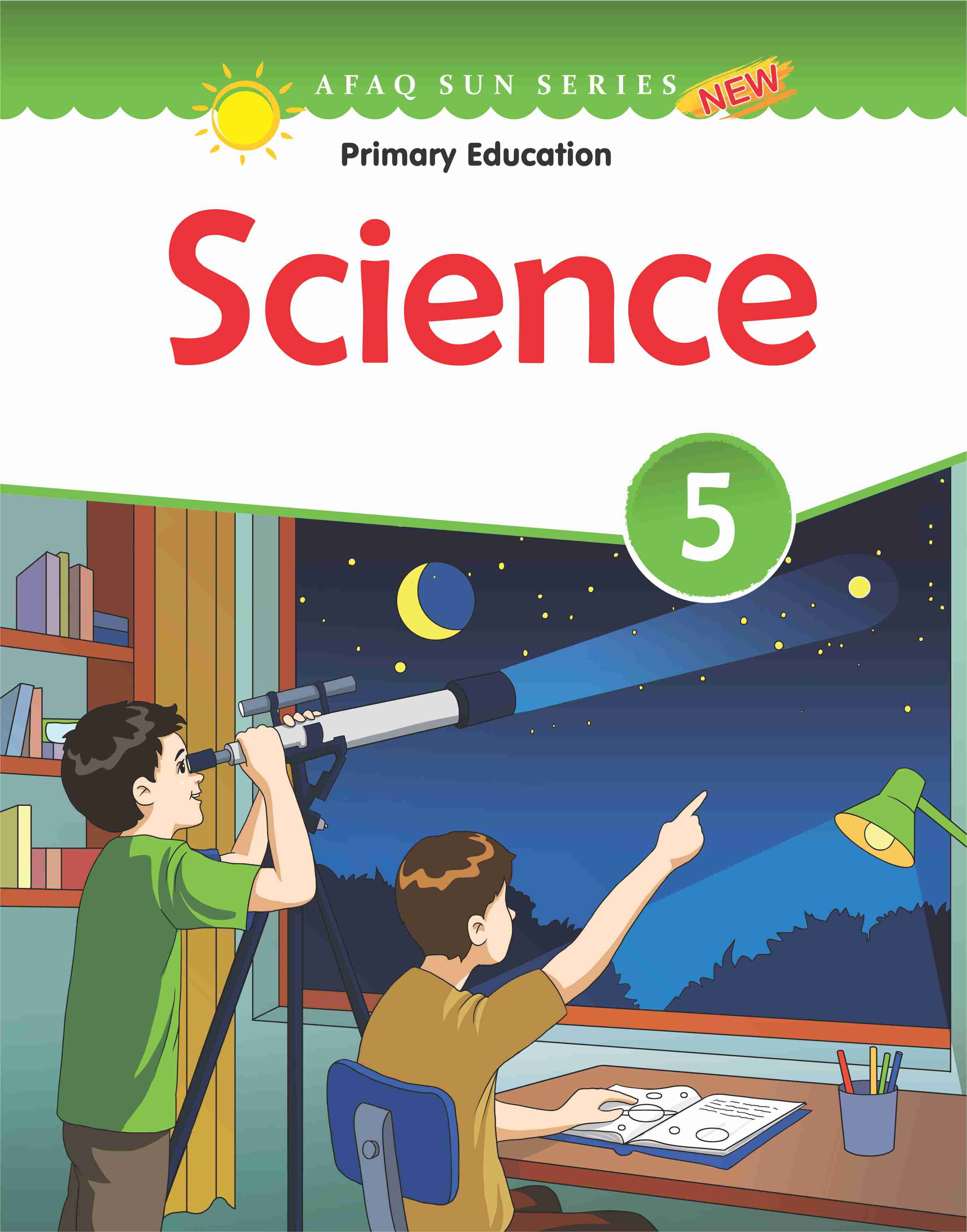 Title New sun series Science_5