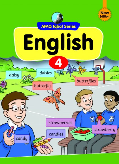 New Iqbal English 4