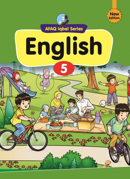 New Iqbal English 5