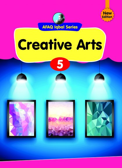 New Iqbal Series Primary Art 5